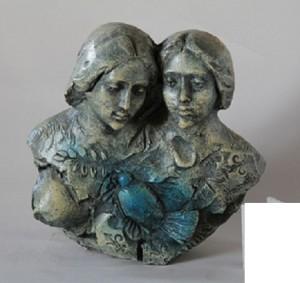 Vincenzo Maria Brunetti – Sorelle busto