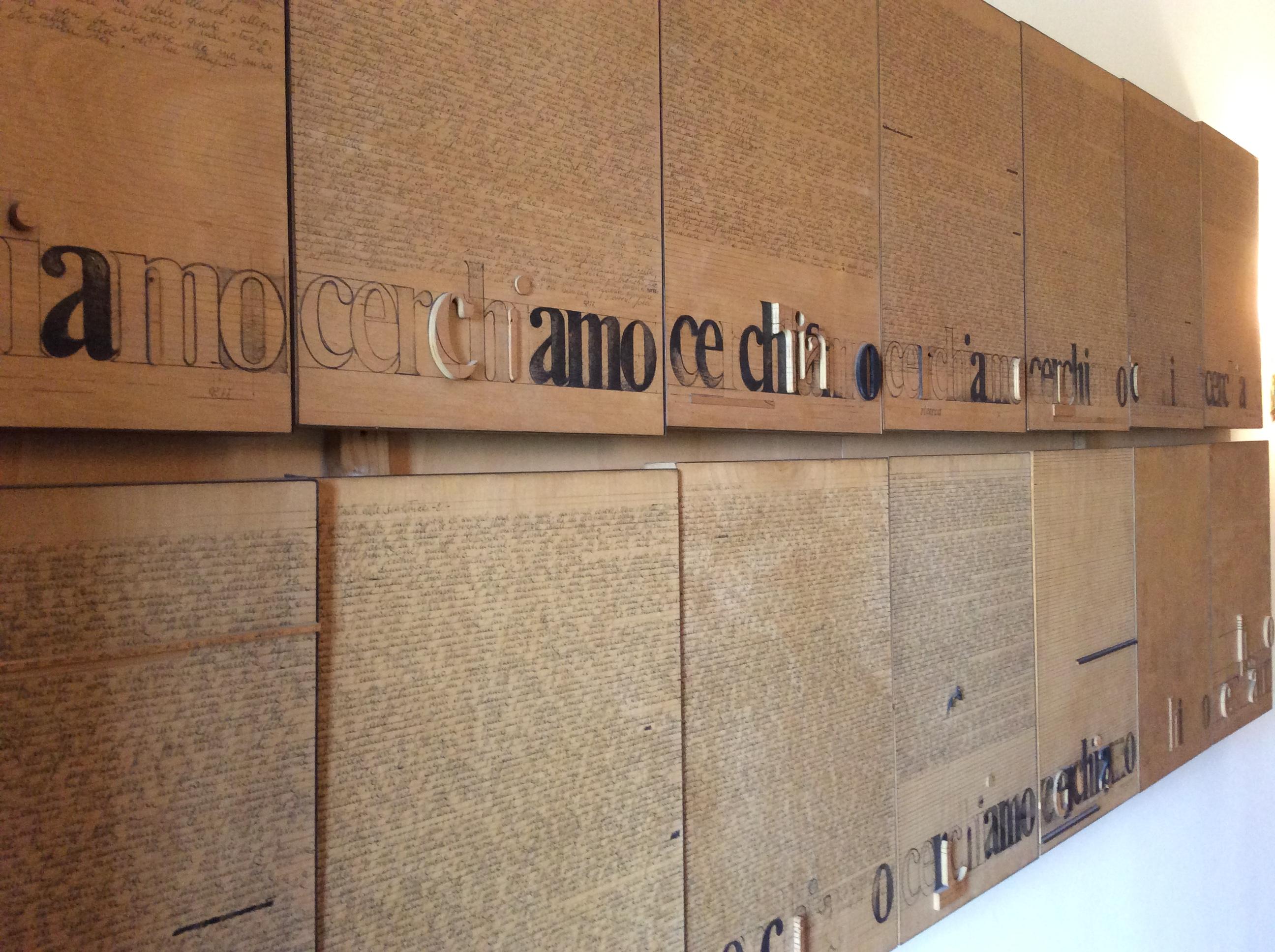 Paolo Guiotto – Le ceneri di Gramsci