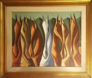 Gaetano Tanzi – I cavalli e le montagne