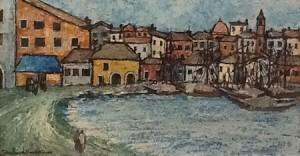 Giulio Di Marino – Paesaggio marino
