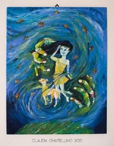 Claudia Chiatellino – Through the wind