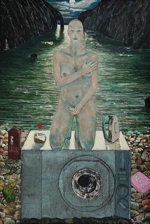 Fabio Esposito – La lavatrice di Eva