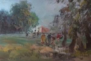 Giuseppe Mazzoni – Paesaggio