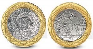 Titania – Medaglia commemorativa A 2000