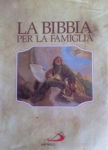 La bibbia per la famiglia – San Paolo Editore