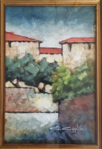 Giuseppe Gagliardi – Paesaggio
