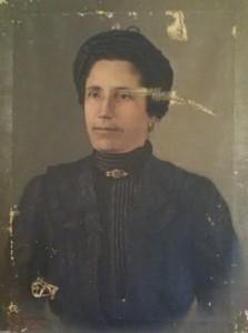 Emanuele Di Giovanni – Ritratto femminile