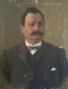 Emanuele Di Giovanni – Ritratto maschile