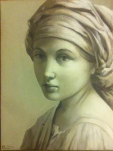 Elisabetta Legrenzi – Senza titolo