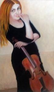 Nicola Caporrini – La violinista