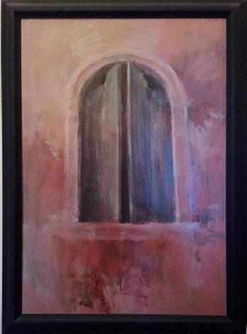 Paolo Del Giudice – Finestra verde acqua