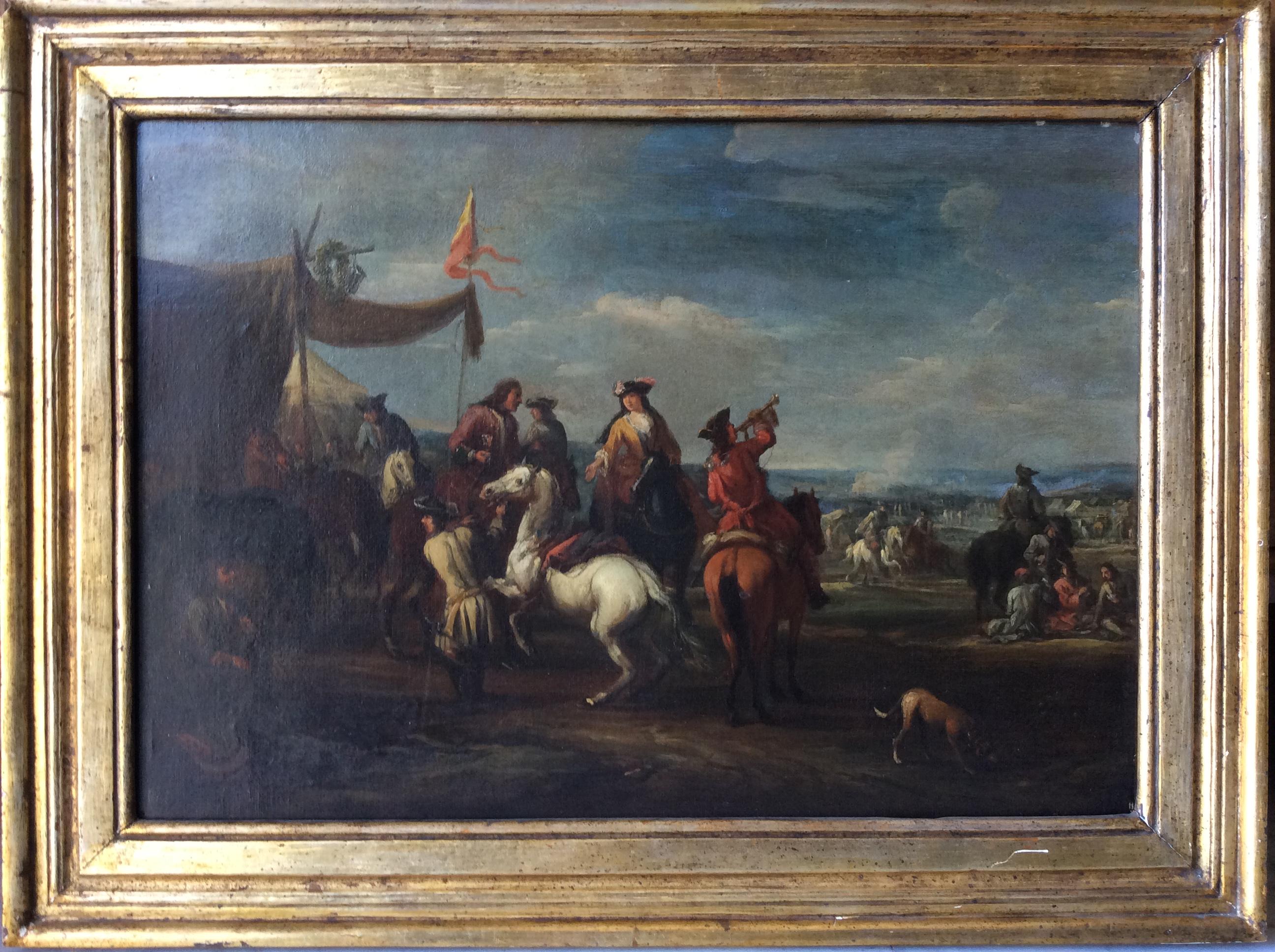 Battaglia – maestro italiano del XVIII secolo