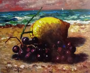 Giovan Francesco Gonzaga – Frutti sulla spiaggia