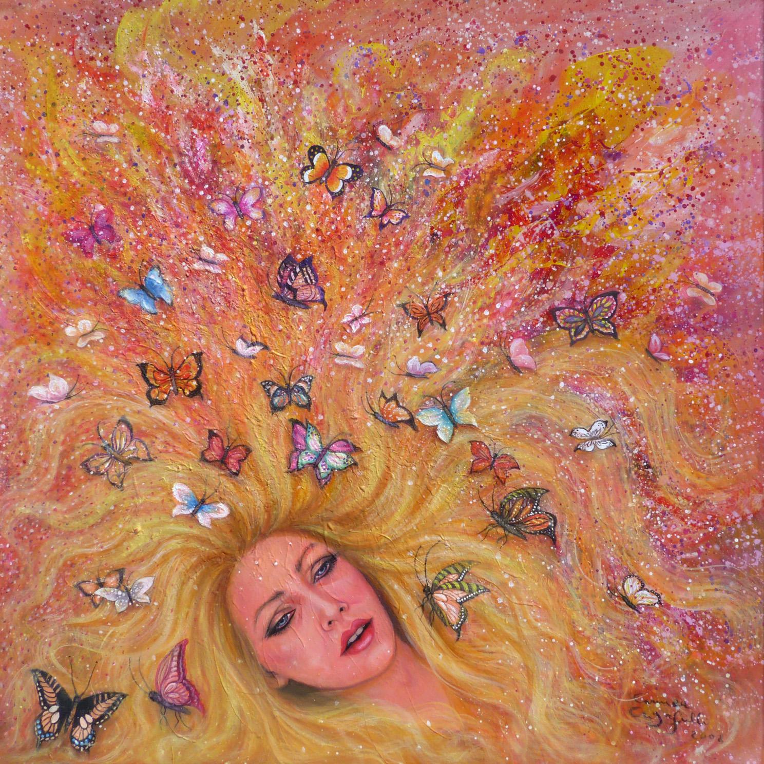 Carmen Crisafulli – Farfalle in testa