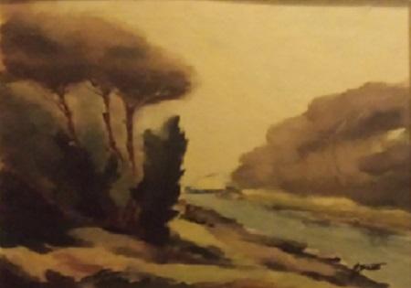 A. Grato – Paesaggio