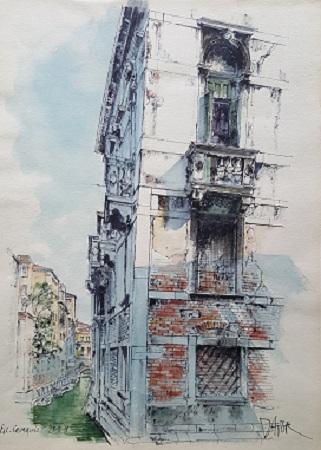 Davor Band Brunetti – Venezia, Palazzo Cavagnis