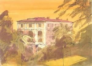 Alberto Sughi – Villa Romana