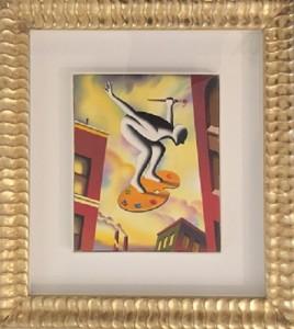 Mark Kostabi – Sulla pittura sorvolerei