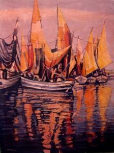 Oreste Delucca – Barche