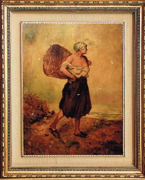 Donna – Pittura fiamminga