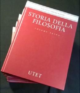 Storia della filosofia – Utet