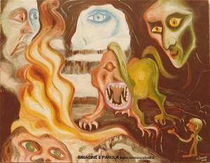 Lorenzo Colussi – Vince la sfinge Edipo non il fato