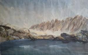 Francesco Carini – Lago delle Forbici