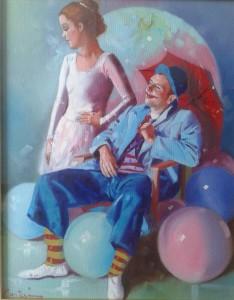 Carlo Montesi – Personaggio del circo