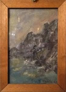 Fernando Mandelli – Paesaggio