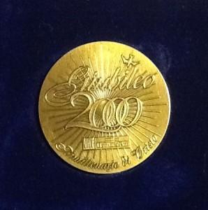 Moneta celebrativa Giubileo del Duemila – Art'è