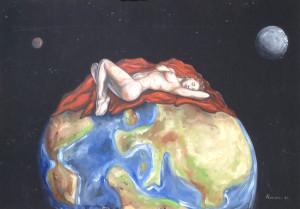 Rotundo Roberto – La terra è donna