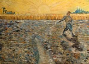 Gianfranco Antonini – Omaggio a Van Gogh