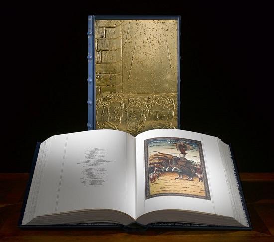 Genio d'Italia. Dante Petrarca Boccaccio – Fmr Art'è