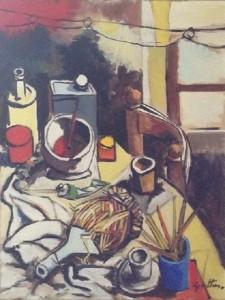 Renato Guttuso – Vino e colori