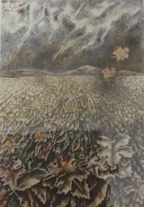 Pericle Fazzini – L'autunno