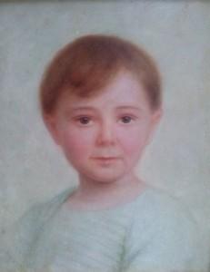Gianna Gonnella – Ritratto di bambina