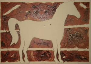 Mario Schifano – Cavallo