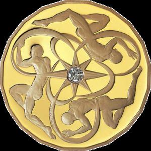 N.2 Collezioni di Medaglie Stella del 2000 – Istituto Poligrafico e Zecca dello Stato