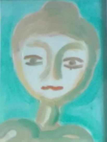 Virgilio Guidi – La testa…