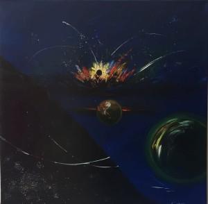 Ferdinando Capobianco – Esposizione cosmica