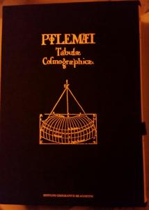 Ptolemaei Tabulae Cosmographicae – DeAgostini
