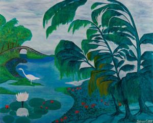 Giuseppe Lucio Sforza – Laguna tranquilla