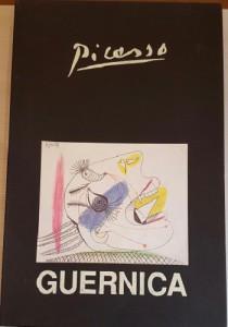 Pablo Picasso – Studi per Guernica – Salerno Editore