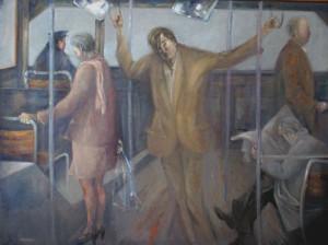 Livio Rosignano – Figure in autobus