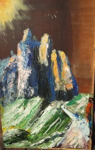 Matteo Franzoni – Tre cime