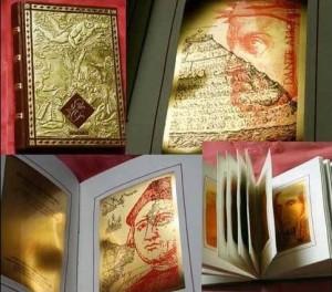 """Libro d'oro """"Il cammino dell'uomo"""" – Editalia"""