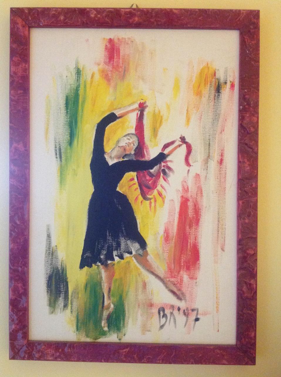 Bruna Zanetti – Danza di dolore