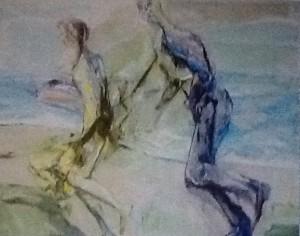 Ennio Calabria – Studio per il mare…