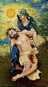 Daniele Oppo – Pietà delle anime fragili