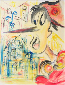 Loredana Alfieri – Le Bugie di Pinocchio